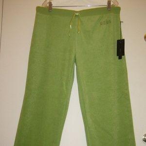 Beautiful Cotton Spandex Terrycloth Pants